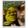 Álbum De Figurinhas Shrek Para Sempre Vazio Frete Grátis