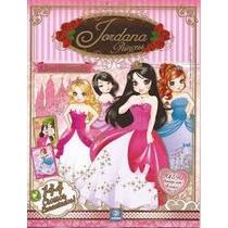 Jordana Princess Album Completo Figurinhas Soltas P/ Colar