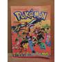 Álbum Figurinhas Livro Ilustrado Pokémon 2007 Incompleto