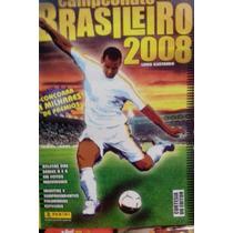 Album De Figurinhas Campeonato Brasileiro 2008 C/545 Fig.