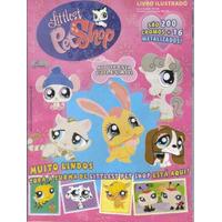 Álbum Littlest Pet Shop - Completo - Para Colar