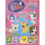 Álbum Littlest Pet Shop - Completo - Para Colar