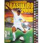 Álbum-livro Ilust Campeonato Brasileiro 2008 - Panini -vazio