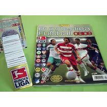 Campeonato Alemão Bundesliga 2008/09 - Album Completo