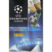 Cards Uefa Champions League 2008/2009-completo-cards Soltos