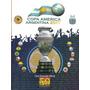 Álbum Copa América 2011 - Completo - Para Colar + Encarte