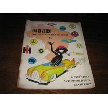 Album De Figurinhas O Cruzeiro No Mundo Maravilhoso Nº2 1962