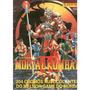 Mortalkombat Album De Figurinhas Seminovo
