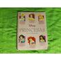 Álbum De Figurinhas Disney Princesas - Quase Completo