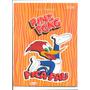 *sll* Álbum Ping Pong Pica Pau - Original - Vazio - Adams