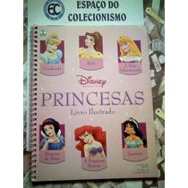 Álbum Figurinhas Princesas 2006 - Completo Para Colar