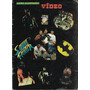 Álbum Livro Ilustrado Vídeo- Diversos Incompleto(24738-cx25)