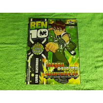 Álbum De Figurinhas Ben 10 - Incompleto - Ed. On Line 2007