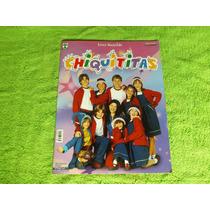 Álbum De Figurinhas Chiquititas - Abril - Incompleto