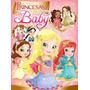 Álbum Princesas Do Mundo Baby + 20 Figurinhas Para Colar