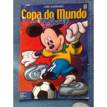 Album De Figurinhas Copa Do Mundo Disney 2002