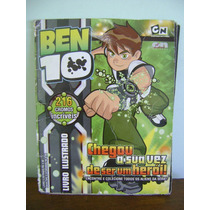 Album Figurinha Ben 10 On Line Editora 2007