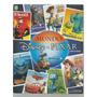 Mundo Disney Pixar - Álbum Incompleto 25 F. Coladas 15.00