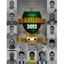 Álbum - Campeonato Brasileiro 2012 + 150 Figurinhas P/ Colar