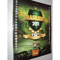 Album Figurinhas Campeonato Brasileiro 2011 *