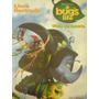 Livro Ilustrado A Bugs Life Vida De Inseto