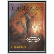 Album Os Dez Mandamentos - Antares - Incompleto - F(290)