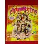 Álbum Chiquititas 1998 Com 130 Figurinhas - Panini S B T