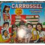 Album- Livro Ilustrado Carrossel - Figurinhas E Cards