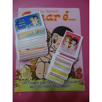 Álbum Completo Amar É ... Com Mini Cartões + Caixinha