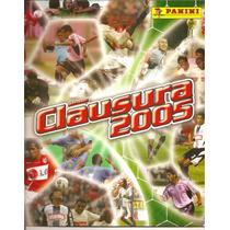 Album Campeonato Peruano 2005 - Panini -completo -fig Soltas