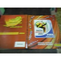 Album De Figurinhas Copa 2010 Completo