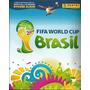 Futebol-copa 2014- Album Novo-vazio-p Colocar Fotos Atletas