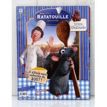 Álbum Completo De Figurinhas Ratatoulie - Perfeito Estado