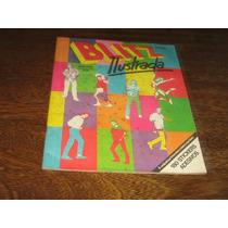 Album De Figurinhas Blitz Rio Grafica Completo Ano: 1985