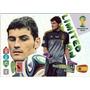 Cards Copa 2014 Adrenalyn Casillas Espanha Limited Edition