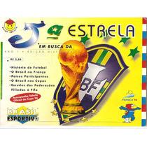 Álbum Em Da Busca 5a. Estrela Copa França 98 Completo