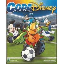 Figurinhas Avulsas Album Copa Disney 2014.abril