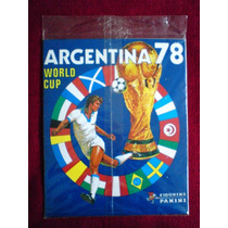 Album World Cup Copa Do Mundo Argentina 1978 Panini Completo