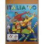 Album World Cup 90 Copa Do Mundo Italia 1990 Panini Completo