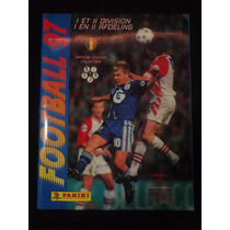 Album Football 1997 Belgique Panini Completo Colado