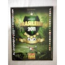 (sp) Álbum Do Campeonato Brasileiro 2011 (falta Só 1)