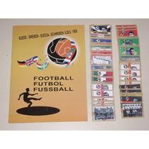 Album Figurinhas Copa Mundo 1958 Completo Para Colar Raro