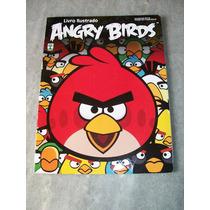 Albun De Figurinhas Angry Birds - Incompleto