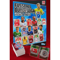 Campeonato Alemão Bundesliga 2013/14 - Album Completo
