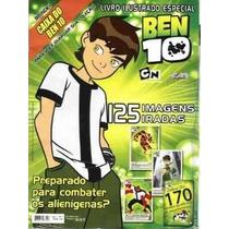 Álbum Figurinha Vazio On Line Ben 10 2009 Tipo Card