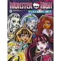 Álbum Monster High Fearbook 2014 Completo