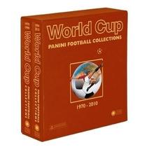 Livro Album Das Copa Do Mundo Completos Panini - 1970 À 2010