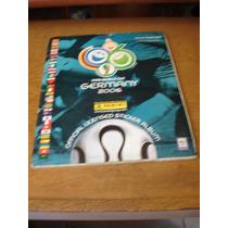 Album Copa Do Mundo 2006 Completo Panini