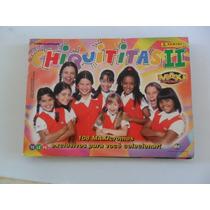 Album Chiquititas 2! Faltam 23 Maxicromos! Panini 1998!