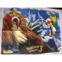 Álbum Pokémon 3 O Filme Chicle De Bola Buzzy São João 2001